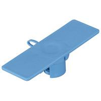 """Black Box Cable ID Tags - 5/8""""W x 2""""L, 100-Pack, Blue - Blauw"""