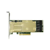 Intel Tri-mode PCIe/SAS/SATA Full-Featured RAID Adapter, 16 internal ports RAID-controller