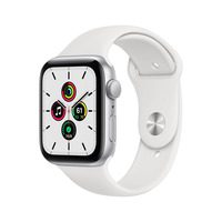 Apple Watch SE 44mm Zilver Smartwatch