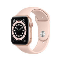 Apple Watch Series 6 44mm Goud Smartwatch
