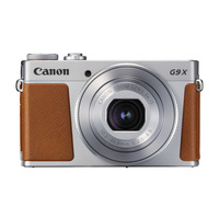 Canon PowerShot G9 X Mark II Caméra digitale - Marron, Argent