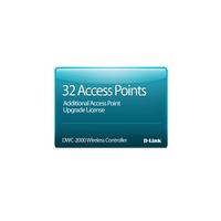 D-Link DWC-2000 32 Access Point Upgrade License Licence de logiciel