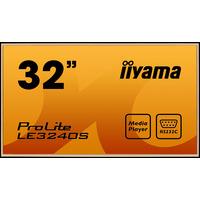 Iiyama ProLite LE3240S-B1 Écrans professionnels - Noir