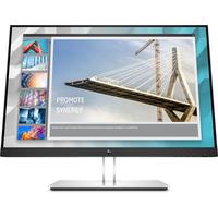 HP E-Series E24i G4 Monitor - Zwart,Zilver