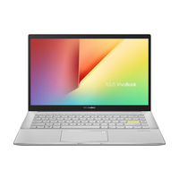 ASUS VivoBook S433FA-EB043T-BE Portable - Argent,Blanc