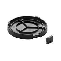 HP Support de montage pour téléphone à haut parleur UC; Support de haut-parleurs - Noir