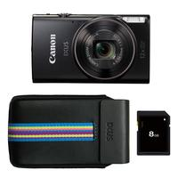 Canon IXUS 285 HS Digitale camera - Zwart