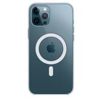 Apple Coque transparente avec MagSafe pour iPhone 12 Pro Max
