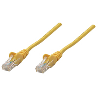 Intellinet Cat6A, SFTP, 0.25m Câble de réseau - Jaune