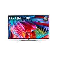 """LG QNED MiniLED QNED99 86"""" 8K Smart TV TV LED - Argent"""