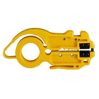 Black Box Multi-Strip Cable Stripping Tool Outils de décapage - Jaune