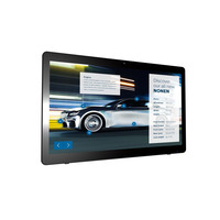 """Philips Signage Solutions 23.6"""", 1920x1080px, 250 cd/m², 1000:1, 16:9, 2x 2W, Android 7.1.2, 566.5x361.1x49.2 ....."""