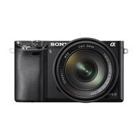 Sony α ILCE-6000Z Digitale camera - Zwart