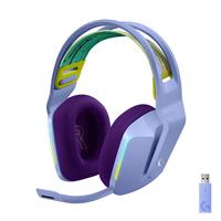 Logitech G G733 wireless gaming Casque - Lilas