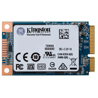 Kingston Technology UV500 240GB mSATA SSD - Blauw, Goud, Wit
