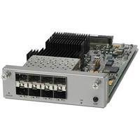 Cisco 8 x 10 Gigabit Ethernet Port uplink module, Spare Netwerkswitch module
