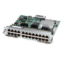 Cisco SM-ES3G-24-P= Netwerkswitch module