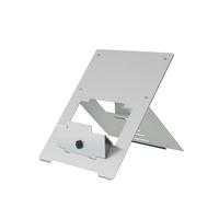 R-Go Tools R-Go Riser Flexible Laptopstandaard, verstelbaar, zilver Laptop steun