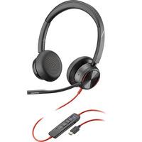 POLY Blackwire 8225 Headset - Zwart