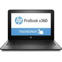 HP ProBook x360 11 G1 Pentium 4GB RAM Laptop - Zwart