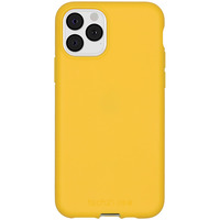 Antimicrobial Backcover iPhone 11 Pro - Yellow - Geel / Yellow