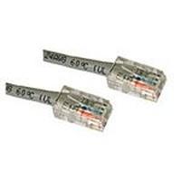 C2G Cat5E Crossover Patch Cable Grey 3m Câble de réseau - Gris