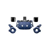 DELL HTC Vive Pro Virtual reality bril - Zwart,Blauw