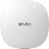 Hewlett Packard Enterprise Aruba AP-515 (RW) Point d'accès - Blanc
