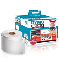 DYMO LW - LW Durable Labels - 59 x 102 mm - 1933088 Etiket - Wit