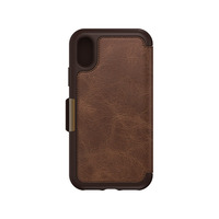 OtterBox Strada Iphone X Espresso Brown Protection pour portables - Marron
