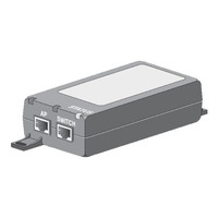 Cisco Aironet Power Injector, 802.3af (PoE), 2x RJ-45 10/100/1000Mbps, Spare Adaptateur et injecteur PoE
