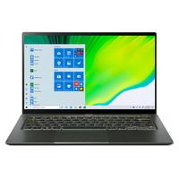 Acer Swift SF514-55T-583V - AZERTY Laptop - Groen
