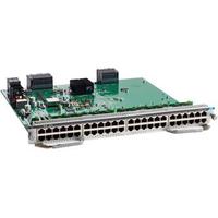Cisco Catalyst 9400 Series 48-Port UPOE 10/100/1000 (RJ-45), Spare Module de commutateur de réseau