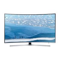 Samsung UE49KU6670S Led-tv - Zilver