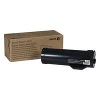 Xerox Phaser 3610 WorkCentre 3615 tonercartridge met extra hoge capaciteit ZWART (25.300 pag.) Toner