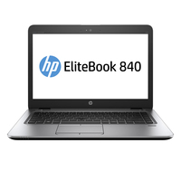 HP EliteBook 840 G3 Portable - Argent