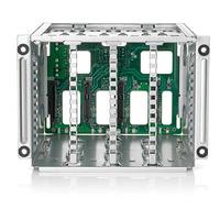 Hewlett Packard Enterprise HPE DL38x Gen10 SFF Box 1/2 Cage/Backplane Kit Pièce du boîtier .....
