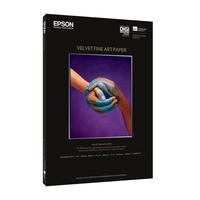 Epson Velvet Fine Art Paper Papier