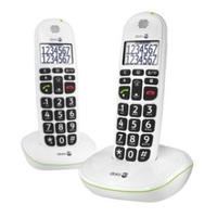 Doro PhoneEasy 110 DECT-telefoon - Wit