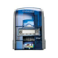 DataCard SD360 Imprimante de carte - Bleu, Gris