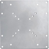 Newstar Plaque d'adaptation VESA Kit de montage - Argent