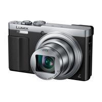 Panasonic Lumix DMC-TZ70EF Digitale camera - Zwart, Zilver