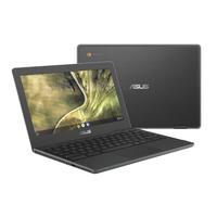 ASUS Chromebook C204MA-GJ0314-BE - AZERTY Laptop - Grijs