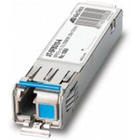 Allied Telesis AT-SPBD10-14 Modules émetteur-récepteur de réseau - Argent
