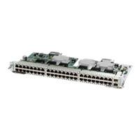 Cisco SM-D-ES3-48-P= Netwerkswitch module