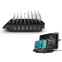 Sandberg Multi USB Charging Station - Zwart