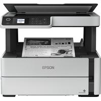 Epson EcoTank Imprimante monochrome ET-M2140 Multifonction - Noir,Gris