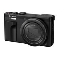 Panasonic Lumix DMC-TZ80EF Digitale camera - Zwart