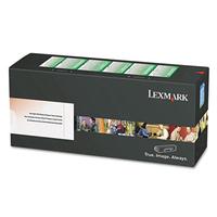Lexmark C252UK0 Black Ultra High Yield Return ProgrammeCartridge Toner  - Zwart
