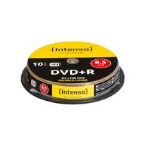 Intenso DVD+R 8.5GB, DL, 8x DVD vierge